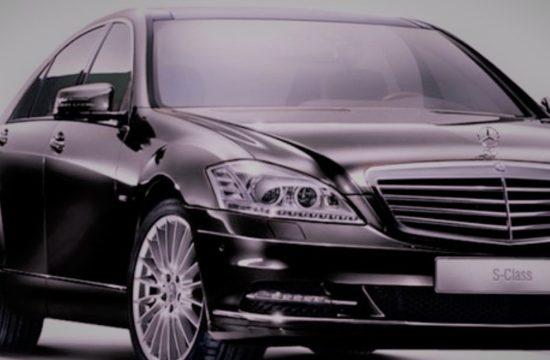 Mercedes-Benz CLS разборка