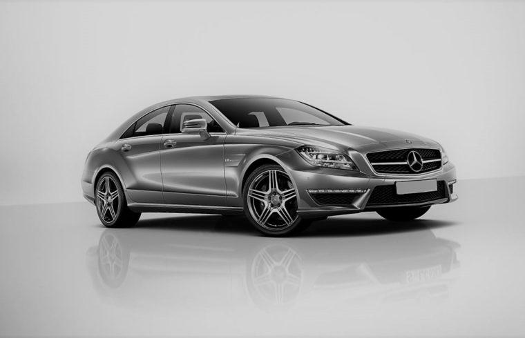 Mercedes-Benz CLS класса